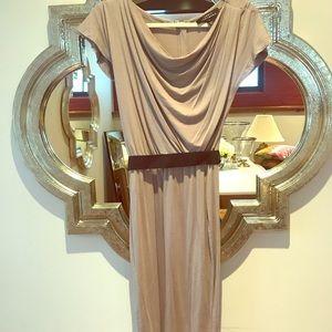 Robert Rodriguez belted dress